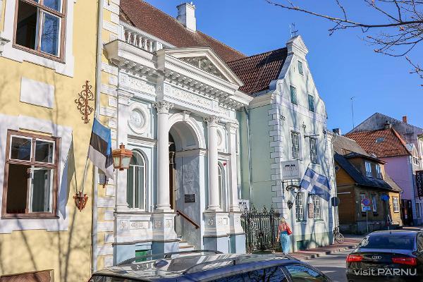 Henos och Steiners hus i Pärnu