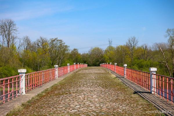 Kasari jõgi ja ajalooline sild