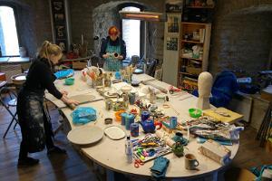 Asuur keramikstudio