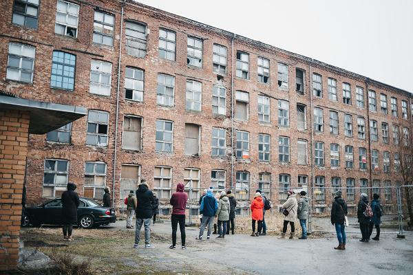 Ekskursioon Balti Manufaktuuri uuestisünd