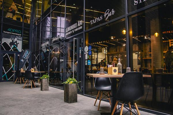 Lihuniku äri ja restoran