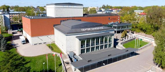 Vanemuine-teatterin syyskauden liput nyt myynnissä