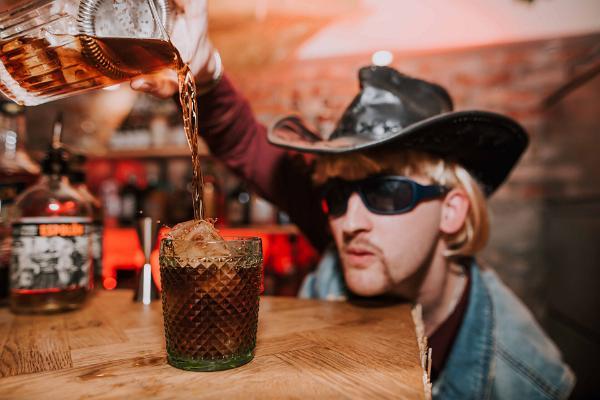 Riki Tiki cocktails in Tartu