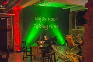 Riki Tiki tropiska cocktailbar i Tartu