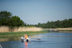 Fishing Village paadilaenutus Pärnus