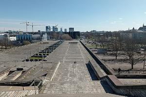 Soviet era and military tour in Tallinn