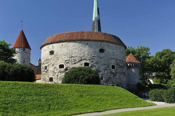 Rundgang in der Tallinner Altstadt mit Führer