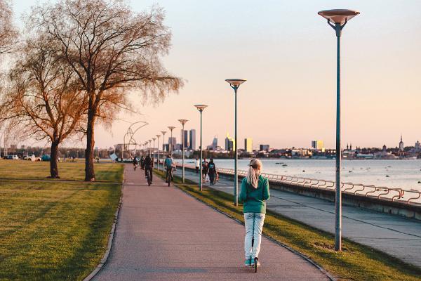 Tallinn Running Tour