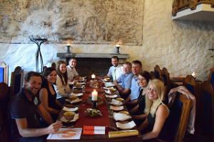 """""""Medeltida Tallinn"""" - en kulinarisk upptäcktsresa i medeltida gamla stan"""