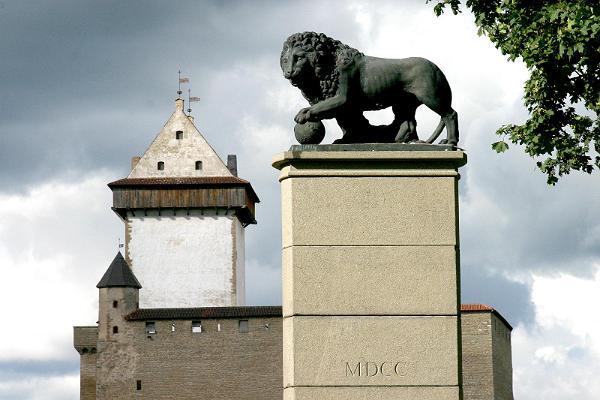 """Mälestusmärk """"Rootsi Lõvi"""""""