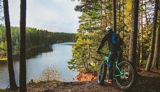 Allt om cykelrutter, cykelturer och cykeluthyrning i Estland