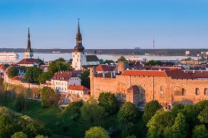 Jalutuskäik Tallinna vanalinnas, Telliskivi loomelinnakus ja Balti jaamas