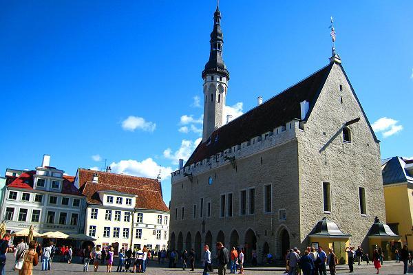Tallinna vanalinna tuur giidiga