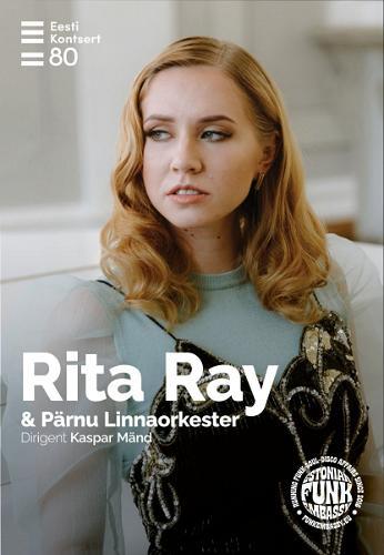 Concert by Rita Ray and Pärnu City Orchestra