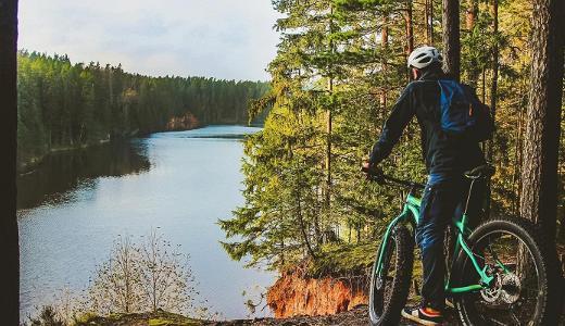 Велосипедные прогулки и велотуризм