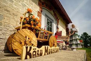 Музей колясок в Кяру
