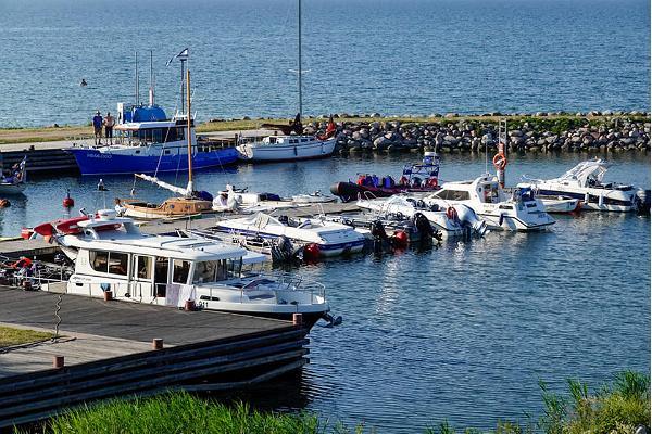Der Hafen Soela