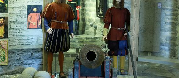 Ekspositsioon Kiek in de Köki tornis