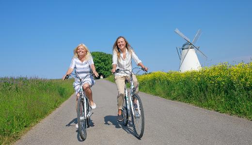 Pyöräileminen Virossa - reitit ja pyörävuokraamot