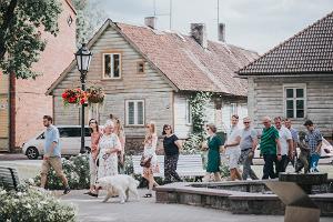 Jalutuskäik kogukonnagiidi saatel Viljandi linnas