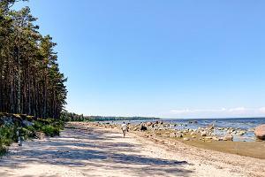 Karepa Beach