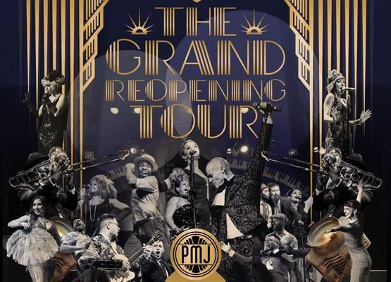 Postmodern Jukebox - The Grand Reopening Tour