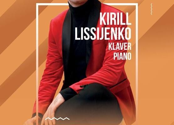 Pianist Kirill Lissijenko kontsert Hoperi majas