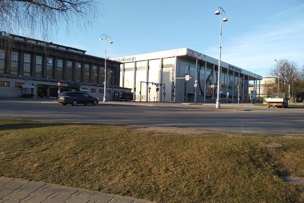 Marknadsbyggnaden i Tartu