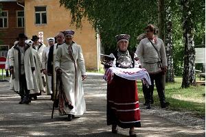 Ringreis ametlikult atesteeritud giidiga: Seto kultuuri pärlid: Setod traditsioonilistes piduriietes