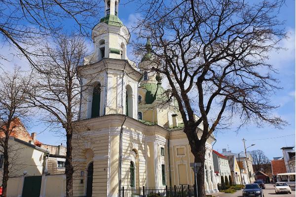 """Ekskursija gida pavadībā Pērnavā """"Dzīvā vēsture"""" (krievu valodā)"""