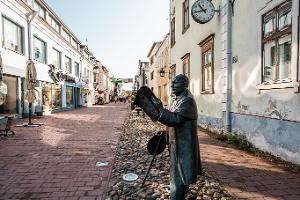 Johann Voldemar Jannsenin patsas