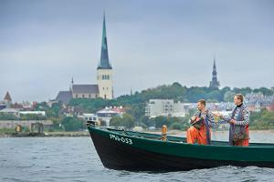 Eesti suurim merepidu! Sail Tallinn x The All Ships Races