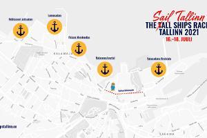 Eesti suurim merepidu! Sail Tallinn x The All Ships Races Tallinn