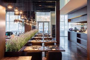 Ravintola ja lounge Fresco