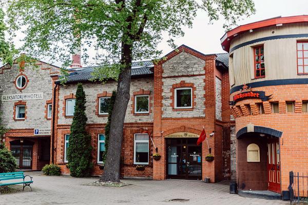 Aleksandri Hotel