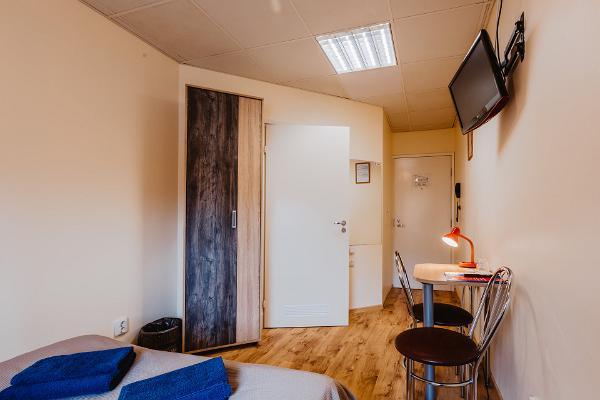 Aleksandri Hotel, single room