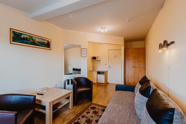 Aleksandri Hotel, family room