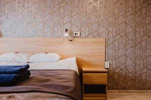 Doppelzimmer im Aleksandri-Hotel
