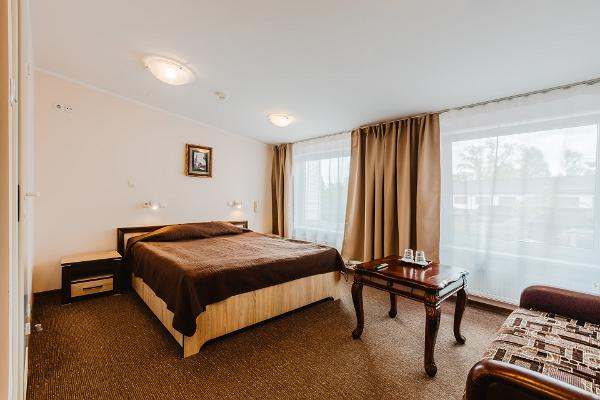 Aleksandri Hotel, room for two