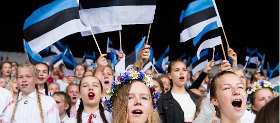 30 Jahre unabhängiges Estland
