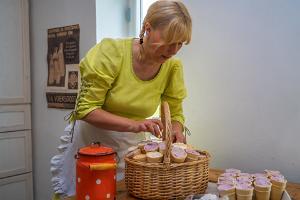 Jäätise valmistamise töötuba Eesti Piimandusmuuseumis