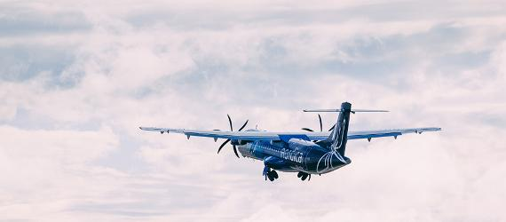 Nordica-kone ilmassa