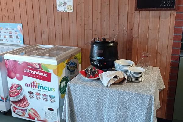 Suure - Jaani Tervisekoja Kohvik Kukemari
