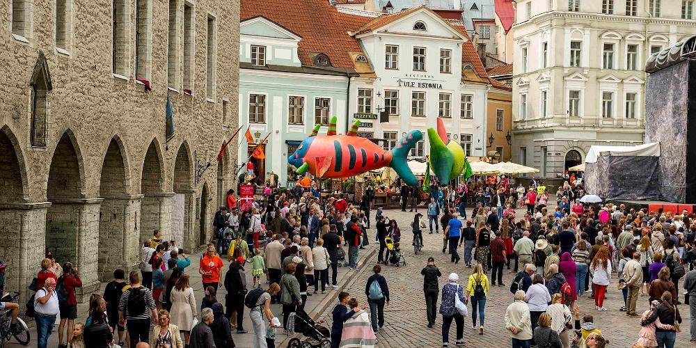 Tallinna Vanalinna Päevad räägivad põnevatest legendidest