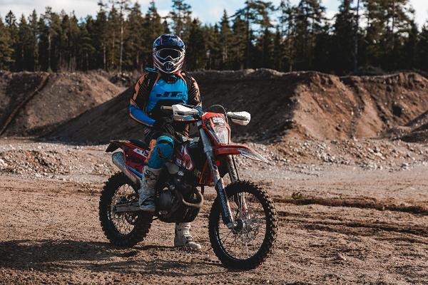 Enduro Motorcycle Rental and Tours in Estonia
