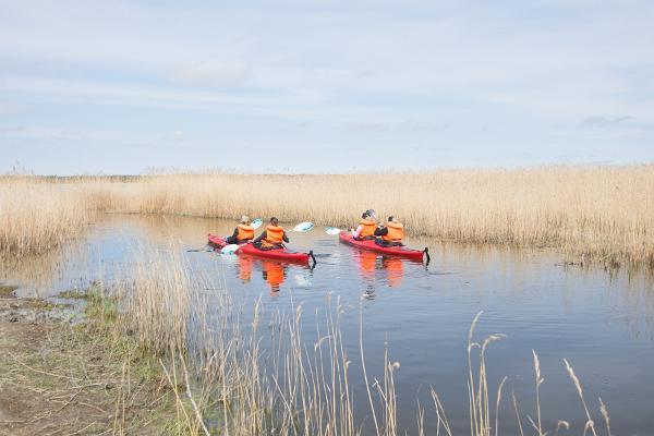 Süstamatk Suurlaht Mullutu Kunnati Saaremaa