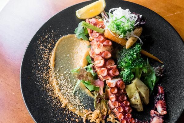 Japansk restaurang Haku