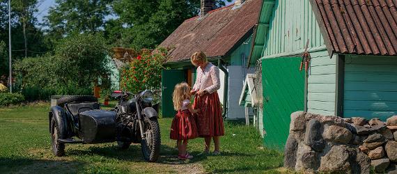 Tunne virolaisen kulttuurin ajaton kutsu