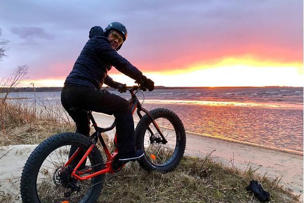 Electric Fatbike Rental and Tours in Estonia