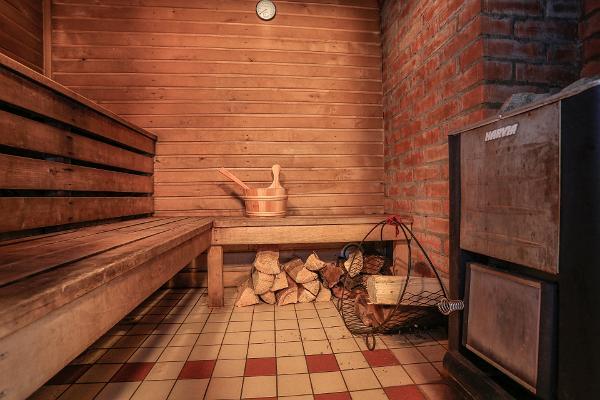 Farm sauna